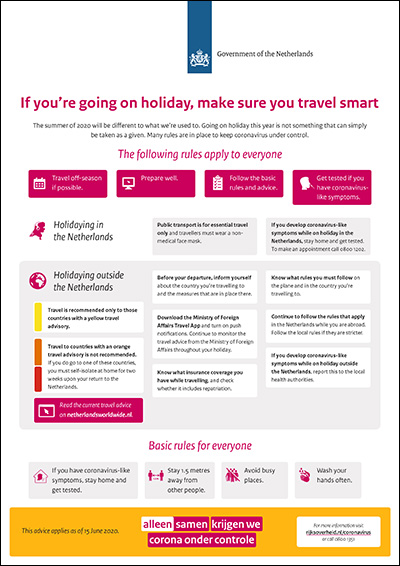 infographic travel smart