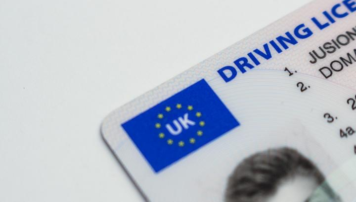 Driving licence Brexit