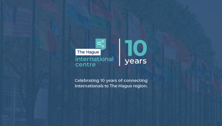 Celebrating 10 years of The Hague International Centre