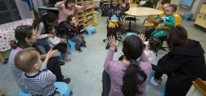 Daycare and pre-school The Hague region