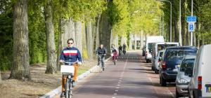 Getting around The Hague region